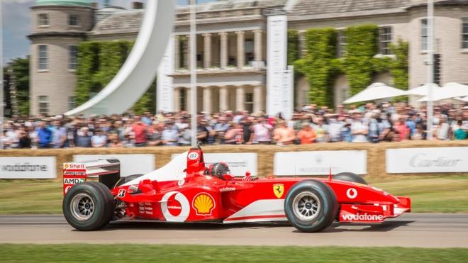 10 chiec Ferrari dac biet tai le hoi sieu xe Goodwood hinh anh 5