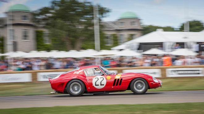10 chiec Ferrari dac biet tai le hoi sieu xe Goodwood hinh anh 2