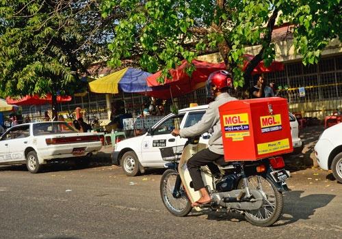 Vi sao Myanmar cam xe may tai Yangon? hinh anh 2