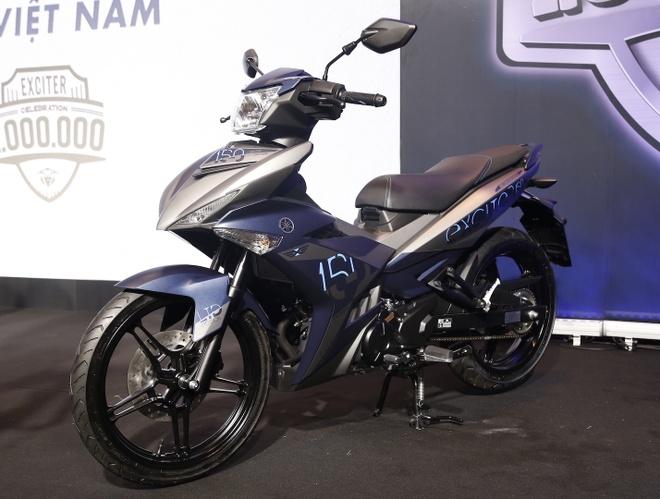 Yamaha ban duoc 1 trieu chiec Exciter tai Viet Nam hinh anh
