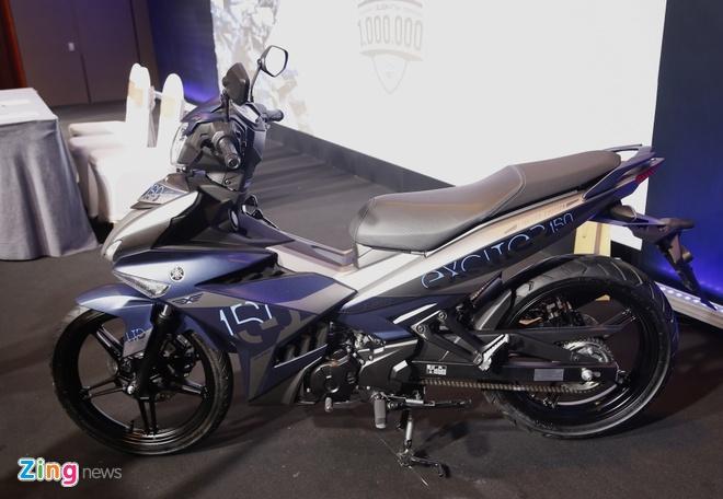 Yamaha ban duoc 1 trieu chiec Exciter tai Viet Nam hinh anh 2