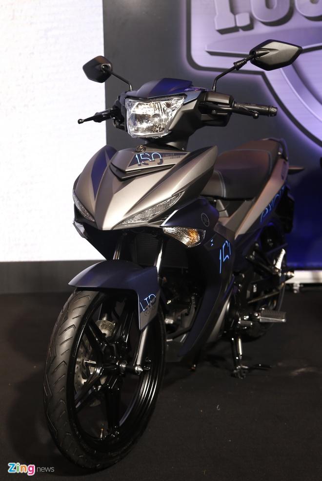 Yamaha Exciter ban dac biet mung 1 trieu xe ban ra tai Viet Nam hinh anh 2
