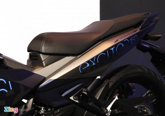 Yamaha Exciter ban dac biet mung 1 trieu xe ban ra tai Viet Nam hinh anh 5