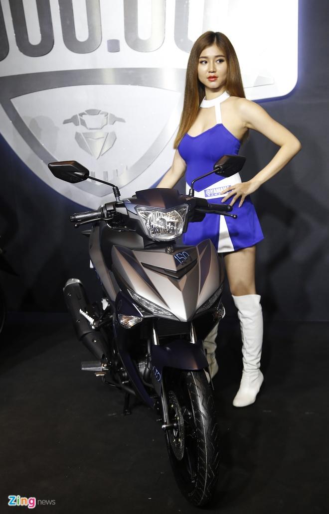 Yamaha Exciter ban dac biet mung 1 trieu xe ban ra tai Viet Nam hinh anh 6