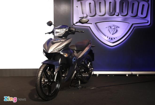 Yamaha Exciter ban dac biet mung 1 trieu xe ban ra tai Viet Nam hinh anh 7