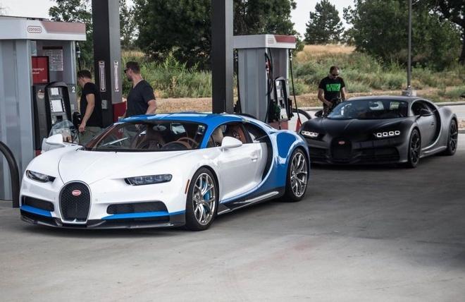 Tieu hao 31 lit xang/100 km, Bugatti Chiron van tiet kiem nhien lieu hinh anh 1