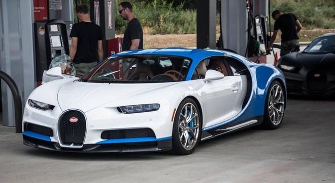 Tieu hao 31 lit xang/100 km, Bugatti Chiron van tiet kiem nhien lieu hinh anh