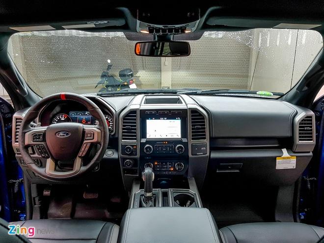 Hai xe ban tai tien ty Ford F-150 Raptor tai Sai Gon hinh anh 8