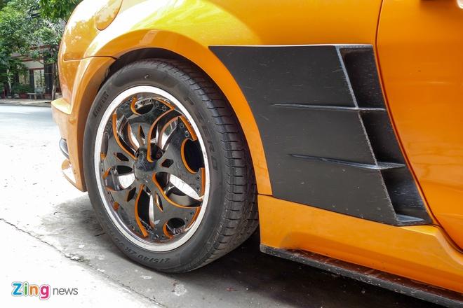 Chevrolet Camaro phong cach robot bien hinh anh 9