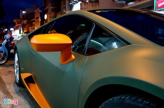 Lamborghini Huracan Avio o Sai Gon anh 7