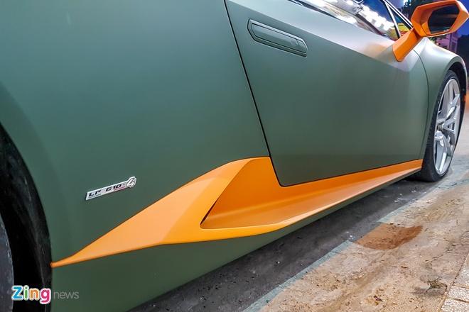 Lamborghini Huracan Avio o Sai Gon anh 8
