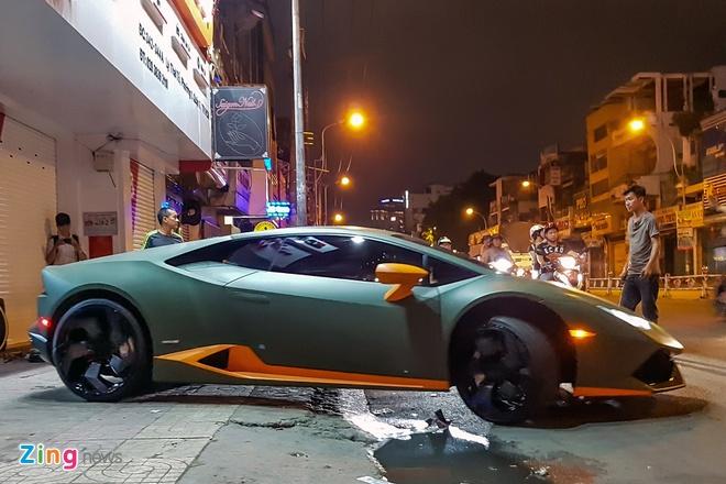 Lamborghini Huracan Avio o Sai Gon anh 9
