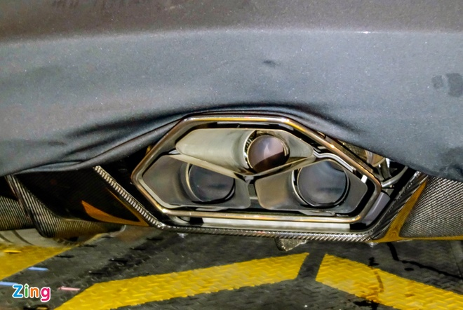 Lamborghini Aventador S ve tay dai gia Sai Gon anh 10