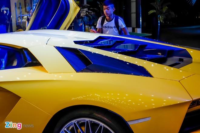 Lamborghini Aventador S ve tay dai gia Sai Gon anh 11