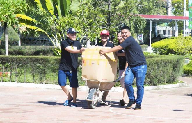Vuot 450 km Sai Gon - Nha Trang bang Yamaha NVX hinh anh 5