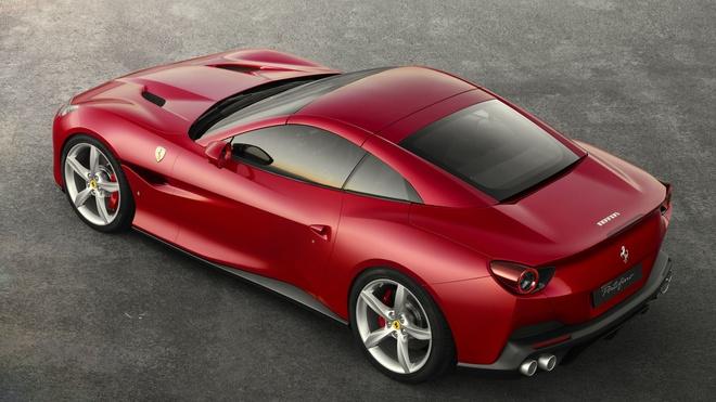 Portofino - sieu xe cho nguoi nhap mon the gioi Ferrari hinh anh