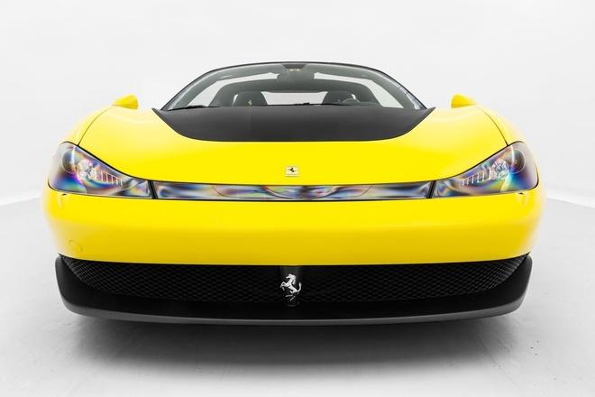 Sieu xe la Ferrari Sergio duoc ban voi gia 6,1 trieu USD hinh anh