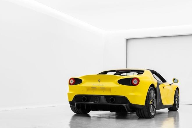 Sieu xe la Ferrari Sergio duoc ban voi gia 6,1 trieu USD hinh anh 3