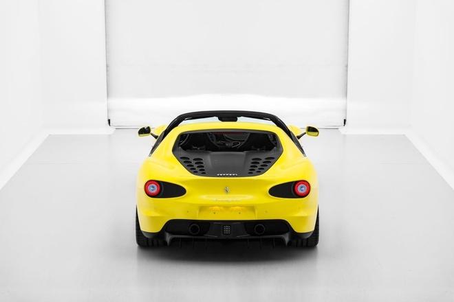 Sieu xe la Ferrari Sergio duoc ban voi gia 6,1 trieu USD hinh anh 4