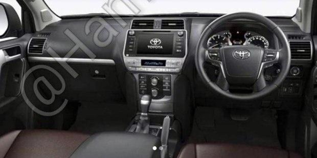 Toyota Land Cruiser Prado 2018 anh 2
