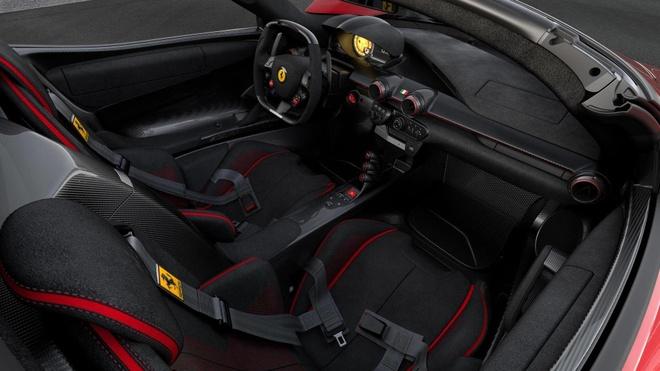 Ferrari LaFerrari Aperta cuoi cung ban gia 8,3 trieu Euro hinh anh 2