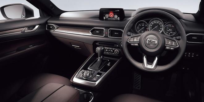 Mazda CX-8 gia tuong duong 660 trieu tai Nhat Ban hinh anh 5