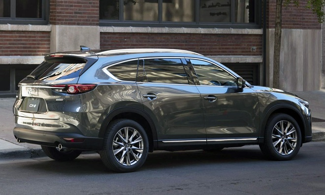 Mazda CX-8 gia tuong duong 660 trieu tai Nhat Ban hinh anh 3