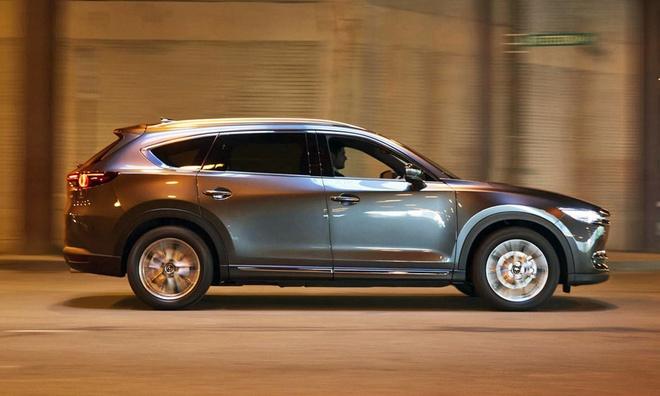 Mazda CX-8 gia tuong duong 660 trieu tai Nhat Ban hinh anh 1