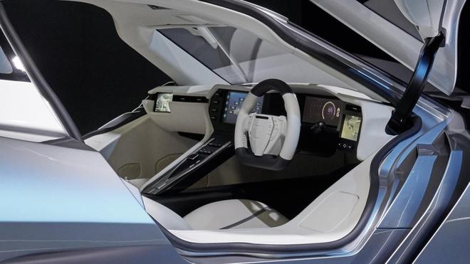 Aspark Owl - sieu xe dien tang toc nhanh hon Tesla Model S hinh anh 5
