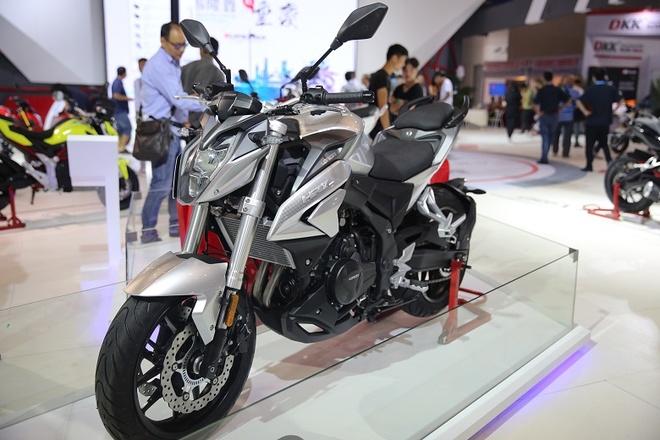 Hang xe Trung Quoc ra mat xe 'nhai' Honda CB500F hinh anh