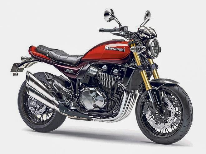 Kawasaki sap ra mat Z900RS theo phong cach hoai co hinh anh 2