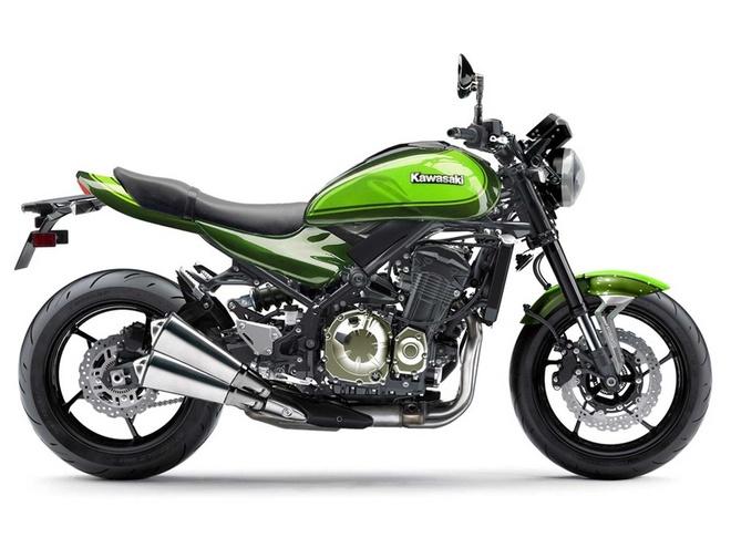 Kawasaki sap ra mat Z900RS theo phong cach hoai co hinh anh 1