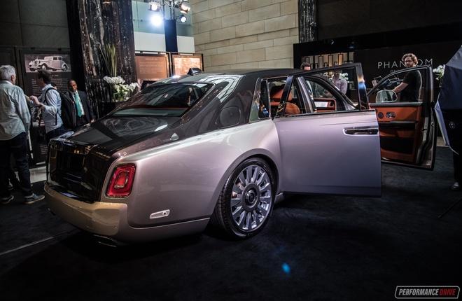 Rolls-Royce Phantom 2018 tuong duong 17 ty dong tai Australia hinh anh 3