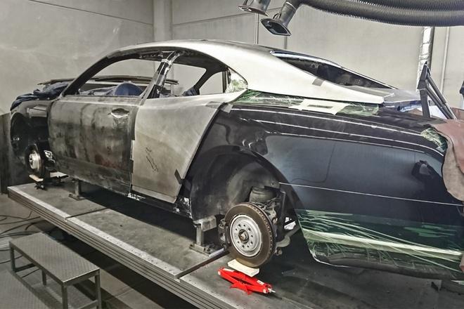 Bien sedan sieu sang Bentley Mulsanne thanh xe hai cua hinh anh 2
