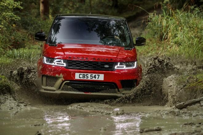 Range Rover Sport 2018 ra mat, co phien ban hybrid hinh anh 1