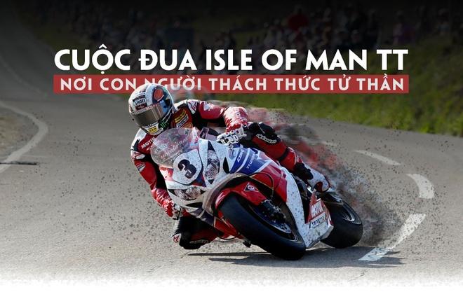 Cuoc dua Isle of Man TT - noi con nguoi thach thuc tu than hinh anh