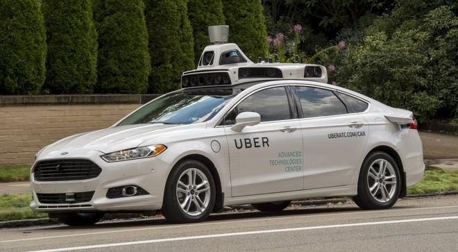 Hang trieu nguoi co the mat viec vi Uber dung xe tu lai hinh anh