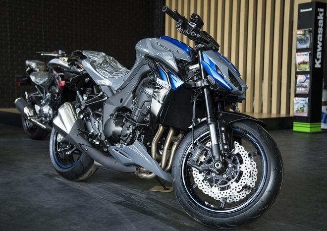 Loat moto Kawasaki phien ban 2018 ve Viet Nam hinh anh