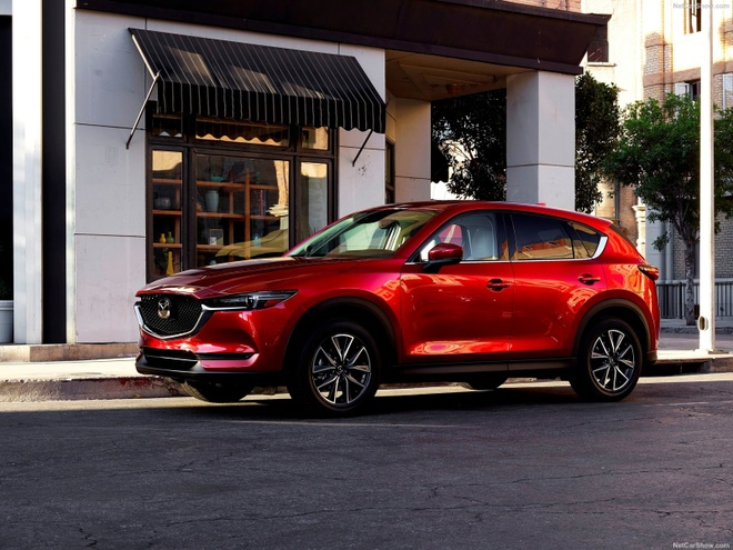 Mazda tang san luong CX-5 2017 vi nhu cau qua lon hinh anh 5