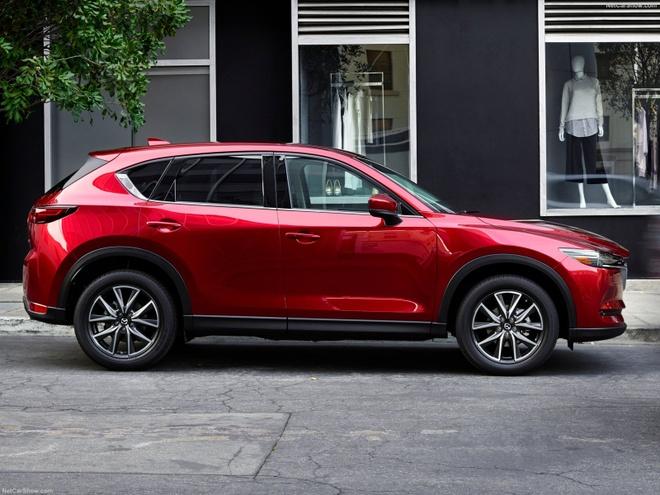 Mazda tang san luong CX-5 2017 vi nhu cau qua lon hinh anh 2