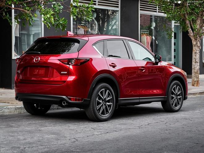 Mazda tang san luong CX-5 2017 vi nhu cau qua lon hinh anh 3
