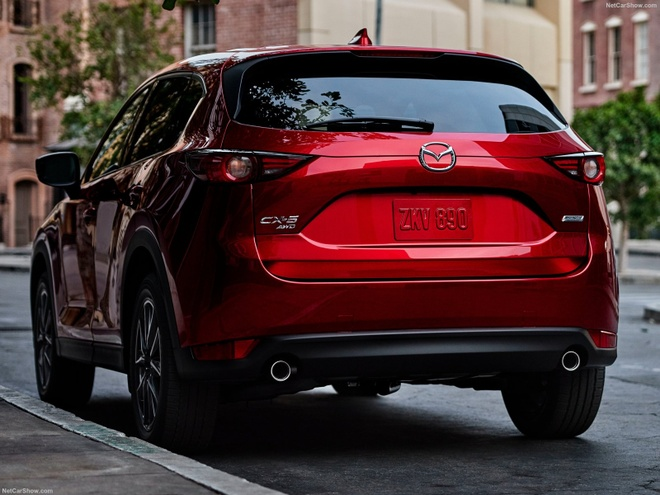 Mazda tang san luong CX-5 2017 vi nhu cau qua lon hinh anh 7