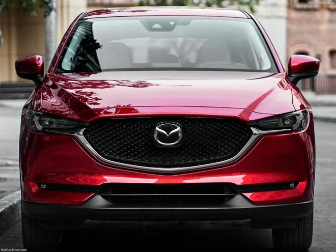 Mazda tang san luong CX-5 2017 vi nhu cau qua lon hinh anh 4
