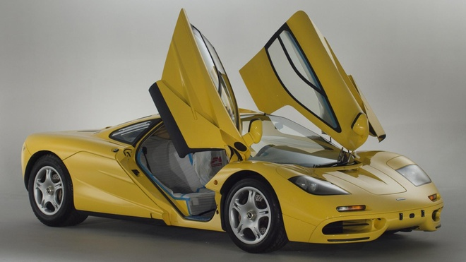 Sieu xe McLaren F1 chua lan banh, du doan gia 20 trieu USD hinh anh