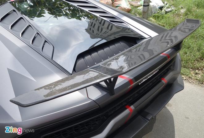 Lamborghini Huracan do la mat xuat hien gan trien lam xe VIMS hinh anh 6