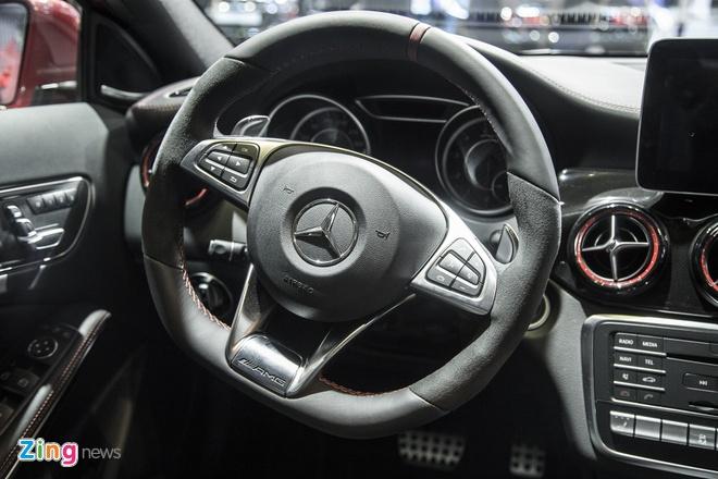 Chi tiet Mercedes GLA 45 AMG gia 2,4 ty vua ra mat tai VN hinh anh 11