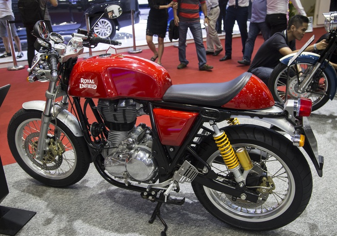 Royale Enfield ra mat moto tren 500 cc, gia 137 trieu dong tai VN hinh anh