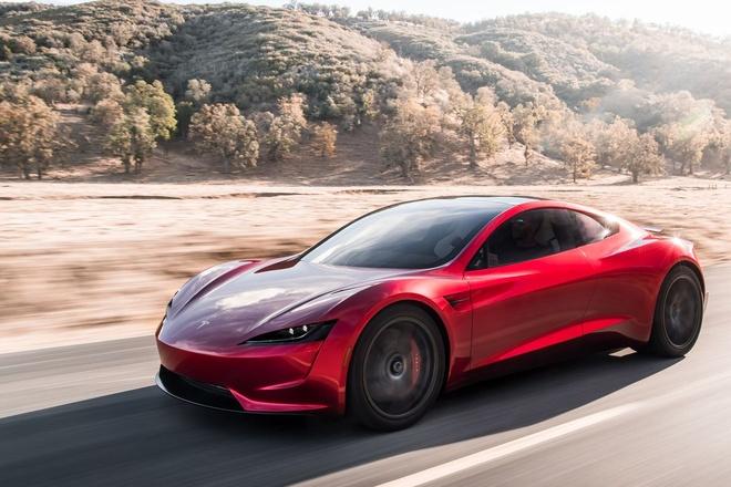 9 dieu bien Tesla Roadster thanh 'iPhone X' cua lang xe hoi hinh anh