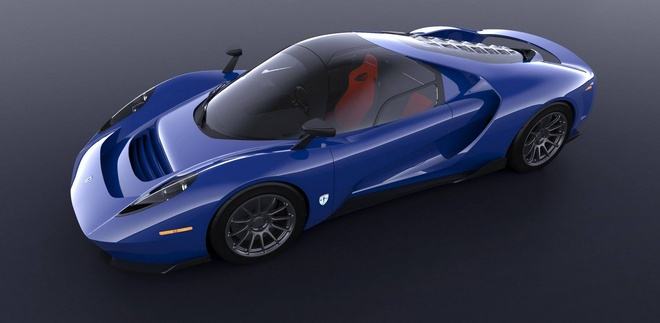 Sieu xe doi thu cua Lamborghini Aventador tu ty phu My hinh anh 1