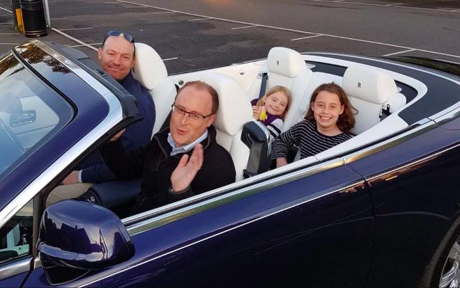 Rolls-Royce Dawn: Du thuyen mat dat hinh anh 4